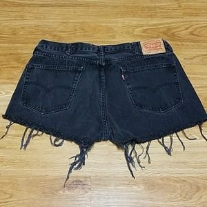 Vintage Levi's 505 Cutoffs Shorts 💎